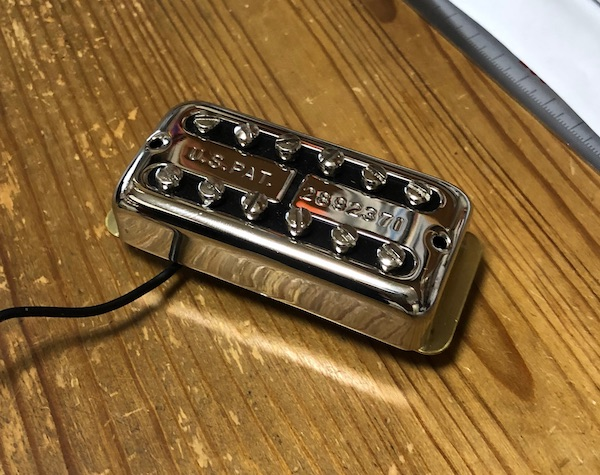 Gretschフィルタートロン